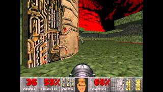 Ultimate Doom Final Bosses Nightmare!