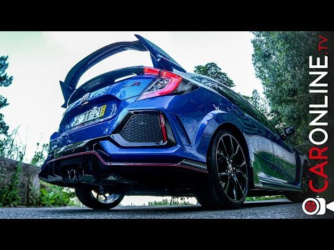 NÃO PERCEBO o FK8 | Honda CIVIC Type-R 2018 [Review Portugal]