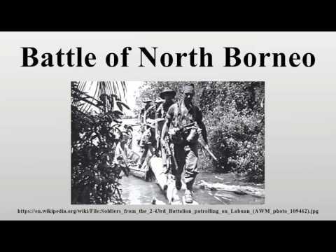 Battle of North Borneo