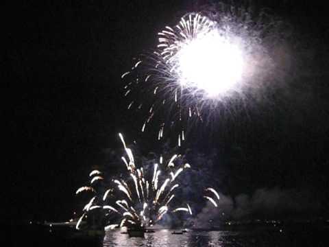 Fireworks fiesta di sant 39 anna bagni saint 39 anna marina grande sorrento italy youtube - Bagni sant anna sorrento ...