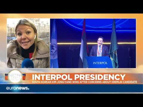 Russia Loses Interpol Presidential Bid | #GME