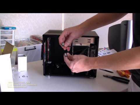 Lian Li PC-Q08 Review and Unboxing [HD]
