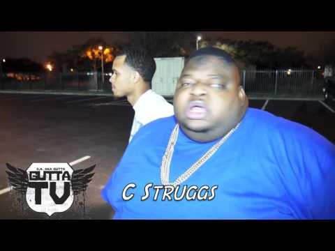 """C STRUGGS """"SPEAKS ON RICK ROSS DOING FEATURE FOR FREE"""""""