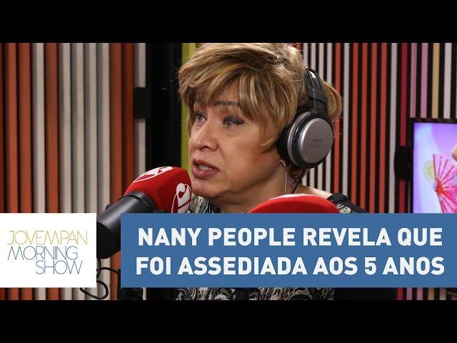 "Nany People revela que foi assediada aos 5 anos: ""Travei sexualmente"" | Morning Show"