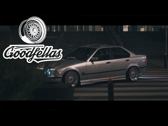 BMW E36  4K