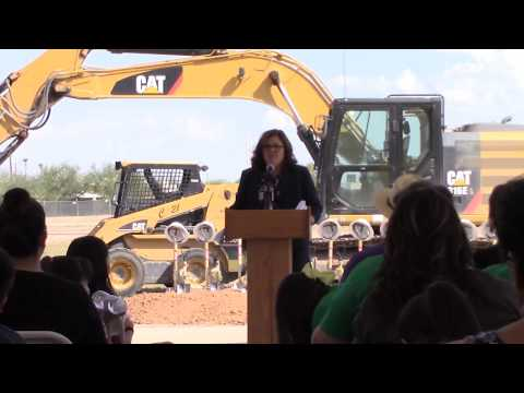 Saguaro Elementary School & Casa Grande Middle School Groundbreaking Ceremony