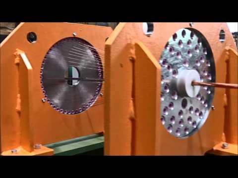 Altec S.r.l. | Single Twist Bunching Machine M1600