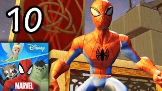 Disney Infinity: Toy Box 2.0 - Spider-man [episode 10] [ipad/android]