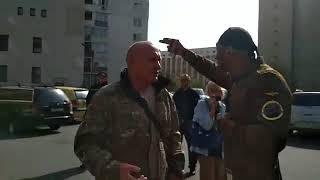 Кримінальник Марк Глухончук погрожує Провіднику ДР ОУН
