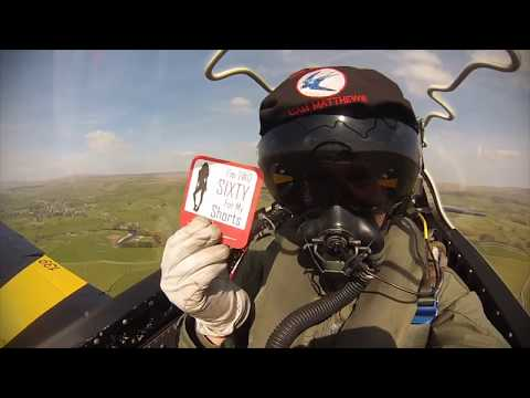 RAF Basic Fast Jet Training 260 Course Video