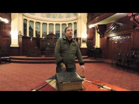 Tacoma Talks #31-  Pythias Temple Tacoma (Commencement Lodge #7) Tour