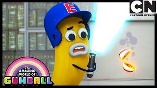 Who Gave Banana Joe A Lightsaber? | Gumball | Cartoon Network