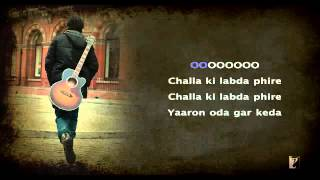 Challa - Full song with Lyrics - Jab Tak Hai Jaan [Official] In (HD)