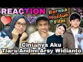 Suami Istri REACTION Cintanya Aku - Tiara Andini, Arsy Widianto