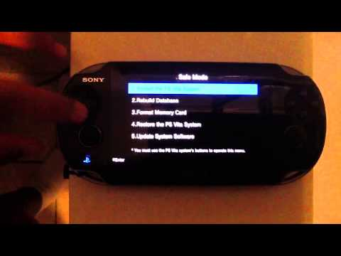How To Disconnect A Psn Account From A Ps Vita (New 2013-2016)