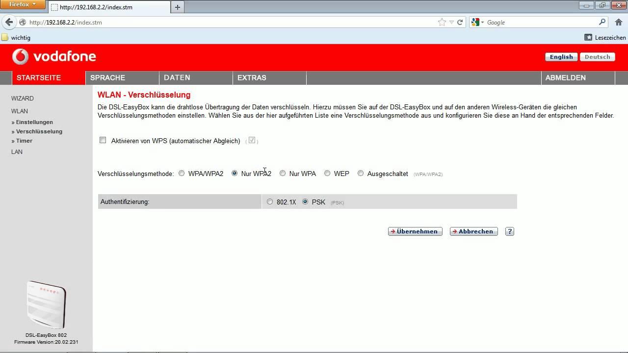 Vodafone Easybox 802 803 Als Repeater Nutzen Youtube