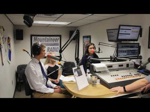 OSASS Radio Interview on 93.1 Mountaineer Radio at Eastern Oklahoma State College