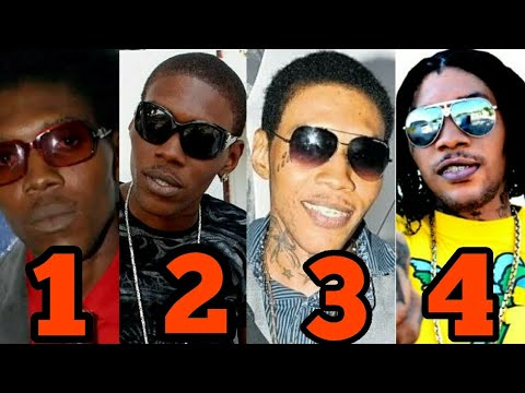 The Evolution of Vybz Kartel In Dancehall!!