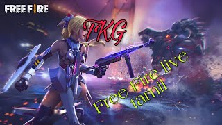 FREE FIRE LIVE RANKED FUNNY GAME PLAY