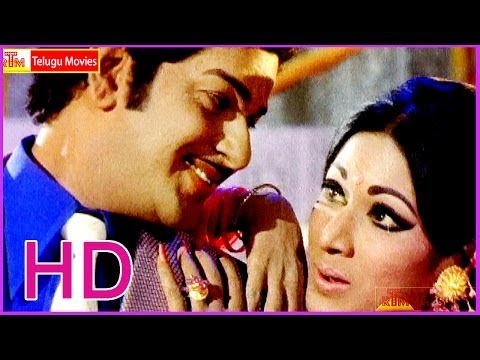 Ningi Nelaa Okatayane - Evergreen Song - In Pooja Telugu Movie - RamaKrishna,Vanisree(HD)