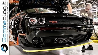 2018 Dodge Challenger SRT Demon - PRODUCTION - CAR FACTORY