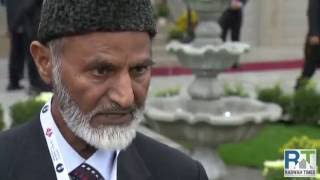 GlobalNews: Ahmadiyya Caliph arrives in Toronto, Canada