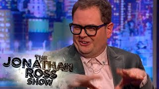 Adele Hosted Alan Carr's Wedding - The Jonathan Ross Show