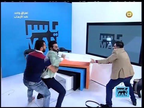 hqdefault - مقلب ويا الفنان العراقي جلال الزين - برنامج ياسرمان - الحلقة ٩
