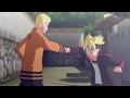 The Ending of Road to Boruto (English Dub) - Naruto Ultimate NInja Storm 4 Road to Boruto