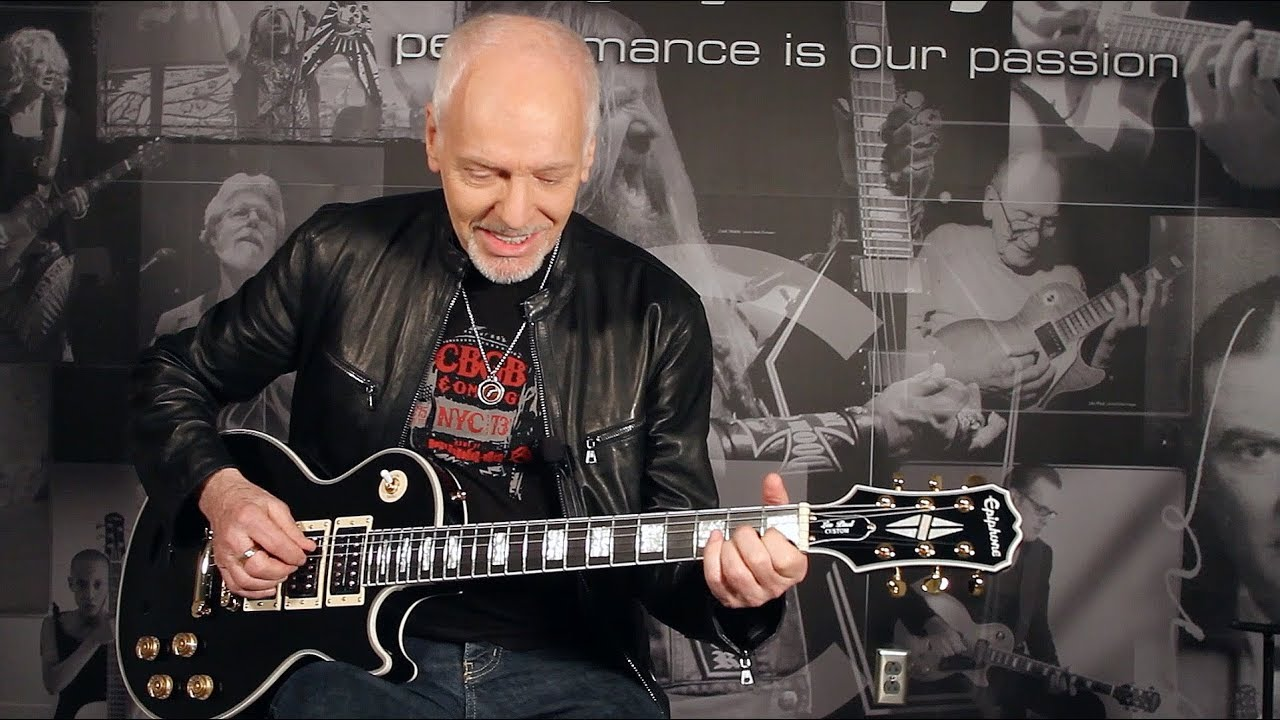 Peter Frampton Udiscover Germany Humble Pie The Life And Times Of Steve Marriott Dvd Heres A Video Talking About His New Epiphone Les Paul More Details Can Be Found At