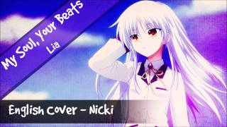 Angel Beats! - My Soul, Your Beats! - English Cover
