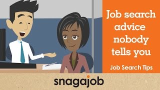 Job Search Tips (Part 14): Job search advice nobody tells you