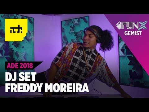 FREDDY MOREIRA: ADE LIVE SET 2018