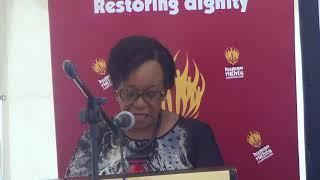 Majority of SAHRC recomdentation on PAIA have not been addressed, Commissioner Angie Makwetla