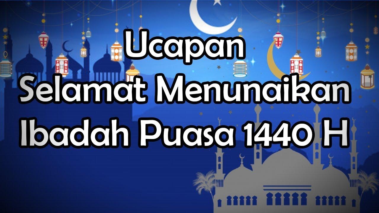 Kumpulan Ucapan Dan Kata Mutiara Menyambut Bulan Ramadan 1440