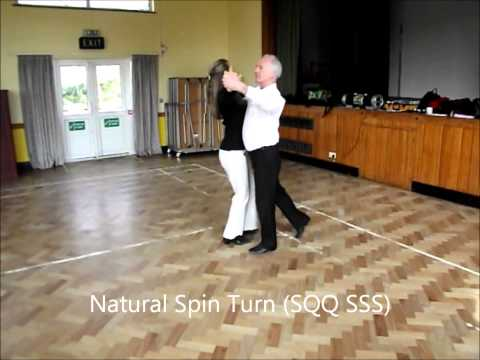 Quando Quickstep Sequence Dance Walkthrough