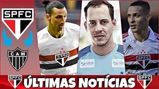 REIDRIGUINHO VAI CHEGAR?; IBRAHIMOVIC; ARENA SÃO PAULO; ANTONY; GALOxSPFC; +   MERCADO DA BOLA SPFC