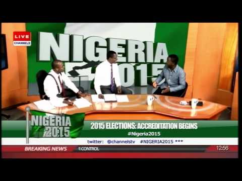 Nigerians Have Showed Enthusiasm Despite Hitches-- Political Correspondent