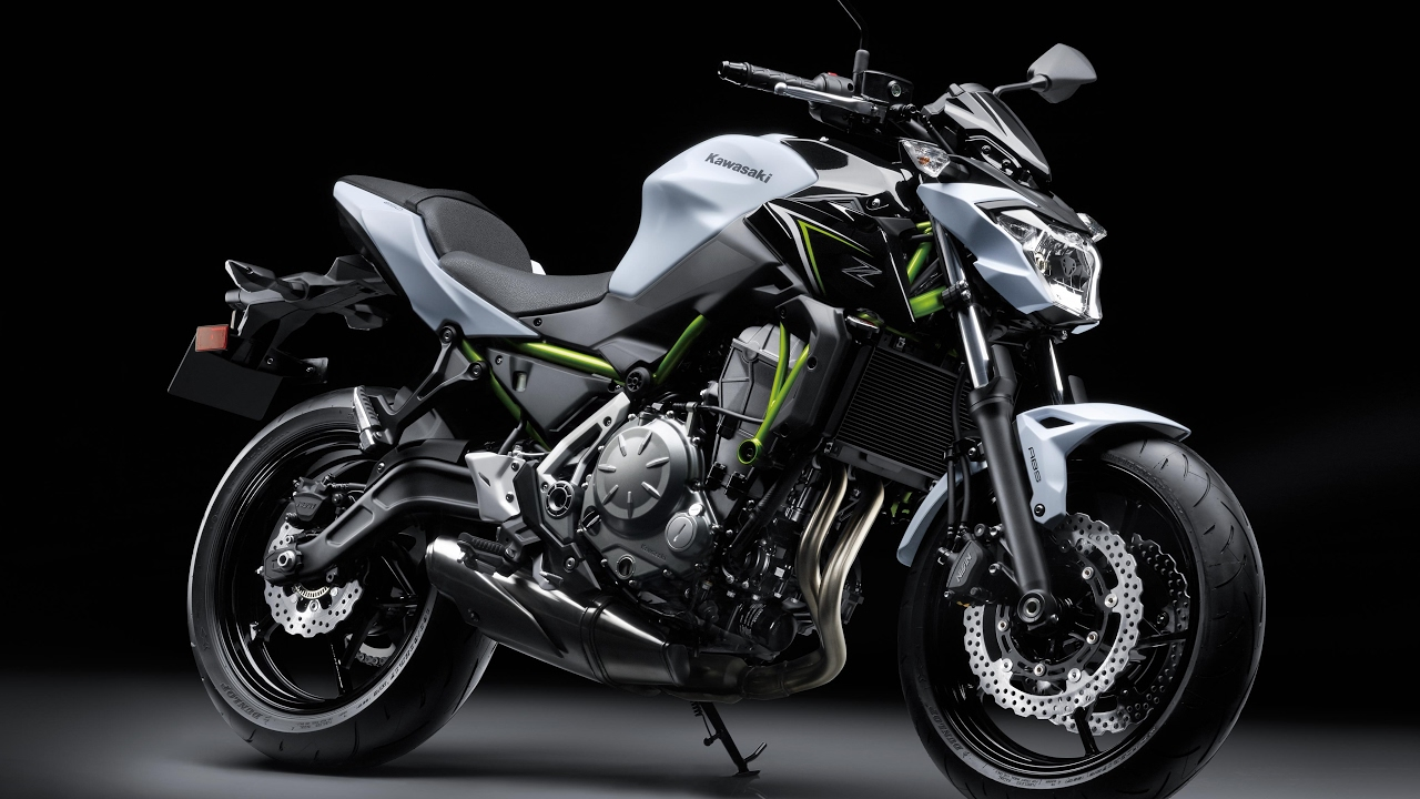 new kawasaki z650 my17 official video youtube