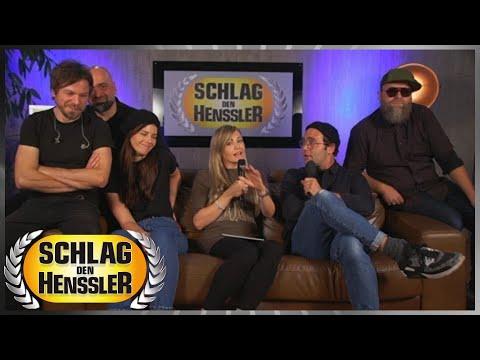 Bosse übers Saufen Und Das Video Zu Augen Zu Musik An| Schlag Den Henssler Backstage