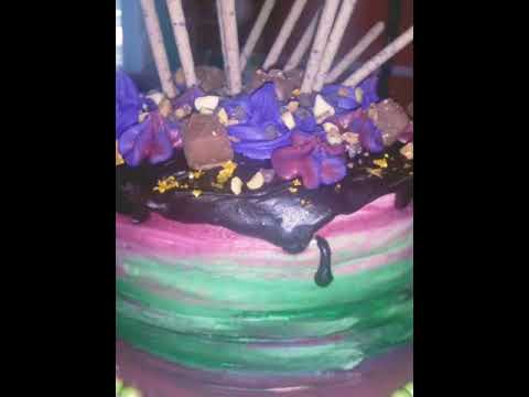 Birthday cakes with love Old fashion cakes to love YouTube