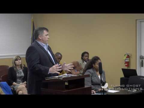 St.Helena Parish District School Board Meeting (2/16/2017)