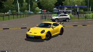 [City Car Driving] Porsche 911 2022 GT3 (992)