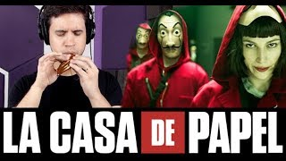 La Casa de Papel Opening Theme - Ocarina Cover (My Life is Going On)