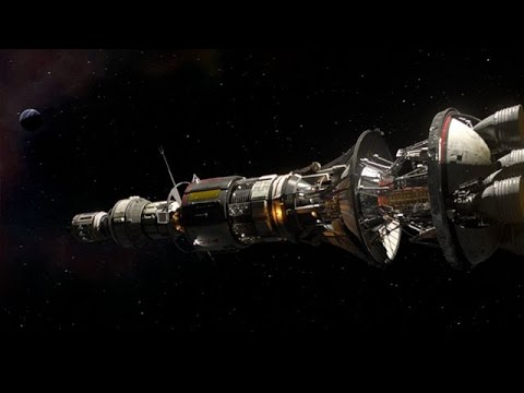 The Secret Project Orion : Documentary on the Classified Project Orion Interplanetary Space Flight