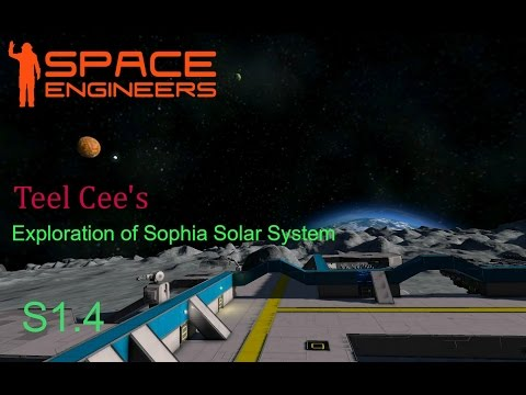 Space Engineers - Build Mining Ship - S1.4