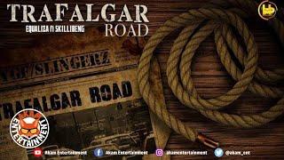 Equaliza, Skillibeng - Trafalgar Road [Audio Visualizer]