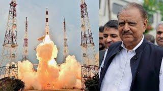 Pakistan will launch remote-sensing satellite in 2018 | Oneindia News