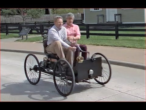 History of Henry Ford's Quadricycle | The Henry Ford's Innovation Nation