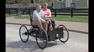 History of Henry Ford's Quadricycle | The Henry Ford's Innovation Nation cмотреть видео онлайн бесплатно в высоком качестве - HDVIDEO